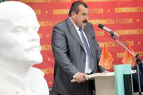 Криков михаил михайлович биография член партии справедливая россия